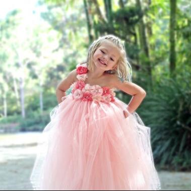 Bridal Dresses for Little Girls Dress Up