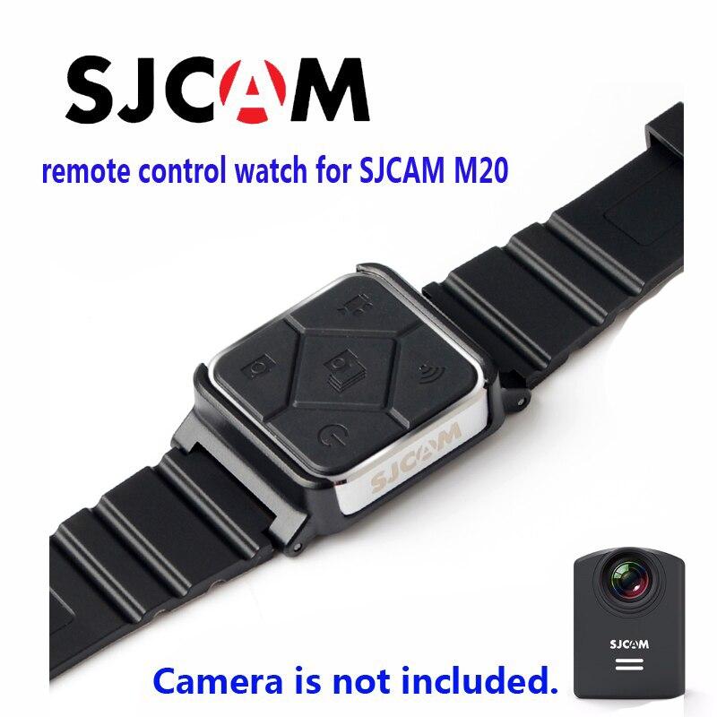 D'origine sjcam télécommande montre pour SJCAM SJ6 LÉGENDE M20 SJ7 Étoiles SJ8 sport caméra à distance montre