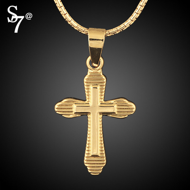 Unique design gold cross pendant trendy christian cross necklace unique design gold cross pendant trendy christian cross necklace womenmen jewelry np06 audiocablefo