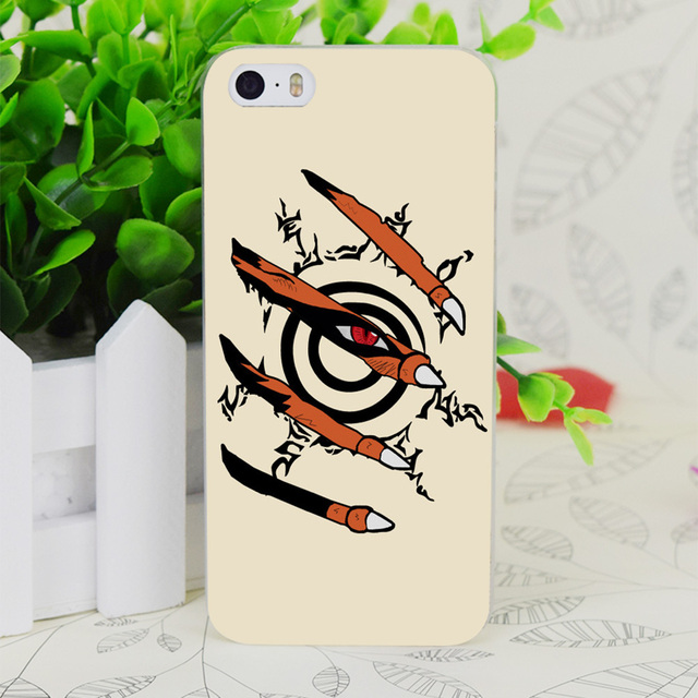 Naruto Nine Tails Case For iPhone