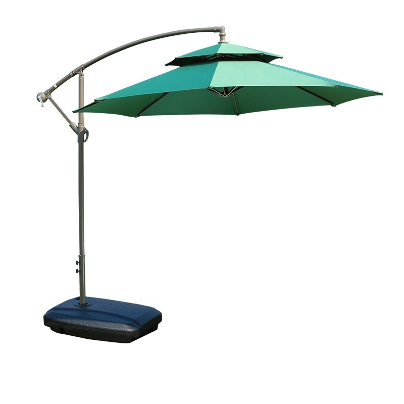 Mariage Sonnenschirm Garten Pergola Tuinset Tuinmeubel Moveis Ikayaa Beach Patio Parasol Outdoor Garden Furniture Umbrella Set bluerise modern outdoor umbrella garden patio sunshade 6 bones folding advertising beach garden tent umbrella villa garden