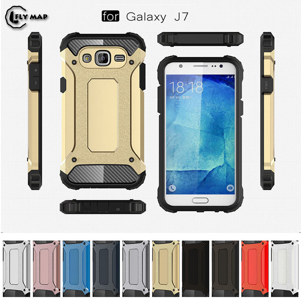 PC Armor TPU Case for <font><b>Samsung</b></font> Galaxy J7 2015 J7 Core <font><b>SM</b></font> J701fz <font><b>J700H</b></font> <font><b>SM</b></font>-<font><b>J700h</b></font> <font><b>SM</b></font>-J701fz Silicon Hard Protection phone Cover image