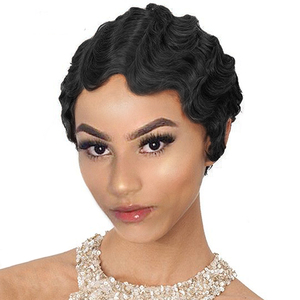 Short Curly Wigs for Black Wom