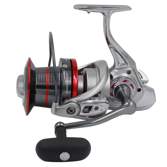 Cheap Ball Bearing Professional Long Distance Casting Spinning Fishing Reel Surfcasting Reel Left/Right Spinning Reel