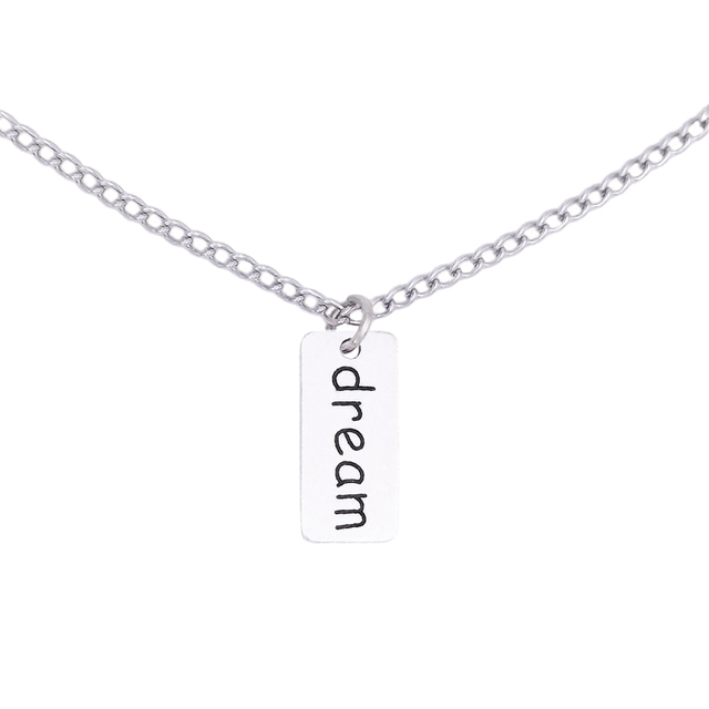 Diy engraved metal crossfit gym sports fitness inspire hand stamped diy engraved metal crossfit gym sports fitness inspire hand stamped pendants necklaces jewellery mozeypictures Gallery