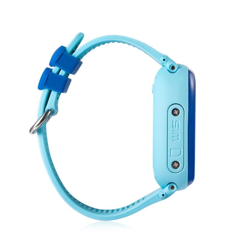 wonlex с IP67 водонепроницаемый смартфон с GPS часы gw400s дети в GSM локатор трекер анти-потерянный сенсорный экран с GPS дети часы