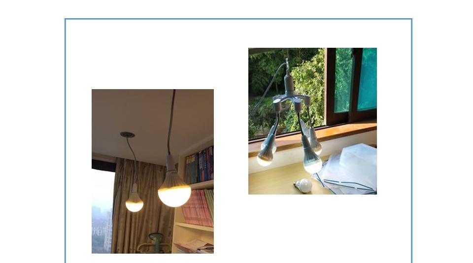 Extend Base LED Light Lamp Adapter Converter Socket  (11)