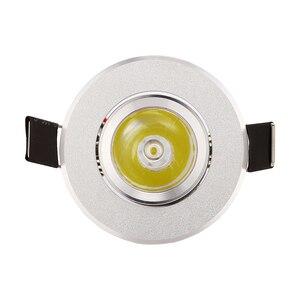 Image 4 - Mini spot lumineux Led encastrable, avec pilote, 1/3W, haute puissance, ac 85/260v, 110 330lm, 4 unités par lot, haute qualité