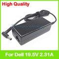 19 5 V 2.31A laptop AC adapter ladegerät für Dell Inspiron 11 3152 3153 3157 3158 0CDF57 0D0KFY DA45NM140 FA45NE100 0JHJX0|ac adapter charger|19.5v 2.31alaptop ac adapter -