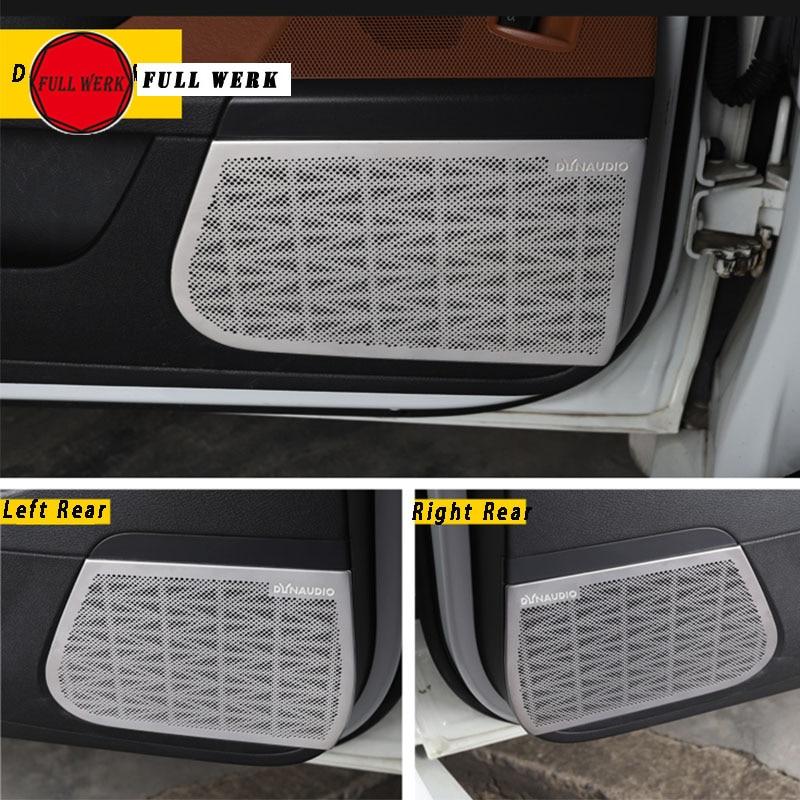 Etiqueta Decoração de Aço Inoxidável para VW