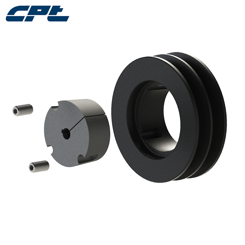Single Groove 160mm shaft size 28mm Pulley for motor