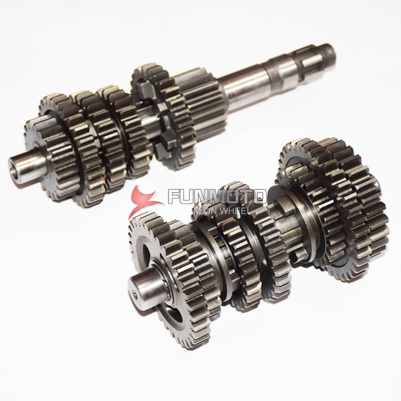 CDI and forks and gaskets and shift shaft shift gear shaft crankshaft of HISUN ZONGSHEN XINYUAN