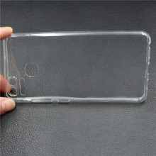 YINGHUI For ASUS Zenfone 3 Zoom ZE553KL Case Transparent Ultra-thin Slim Silicone TPU Skin Soft For ASUS ZE553KL Phone Cover Bag