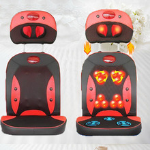 2016 Best Gift for Birthday Christmas Presents Massager Electric Kneading Shiatsu Neck Massage Cushion for Sale