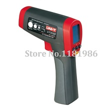 UNI-T UT303D Handheld Temperature Gun Digital Laser IR Infrared Thermometer D:S=30:1 and Temp.(-32~1250C) uni t ut303a ut303c ut303d handheld non contact ir infrared laser digital thermometer temperature gun tester high accuracy