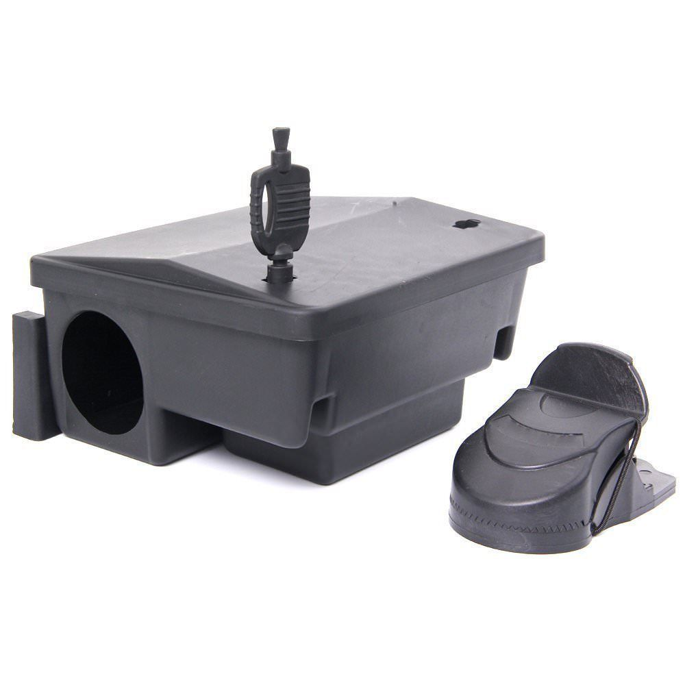 Lock Snap Traps Protect Cover,Haierc Rodent Bait Station