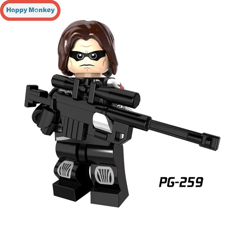 PG-259   Winter Soldier