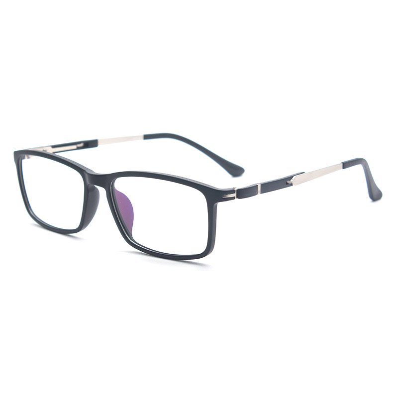 Image 1 - Reven Jate 98180 Acetate Full Rim Flexible High Quality Eyeglasses Frame for Men and Women Optical Eyewear Frame Spectacles-in Men's Eyewear Frames from Apparel Accessories