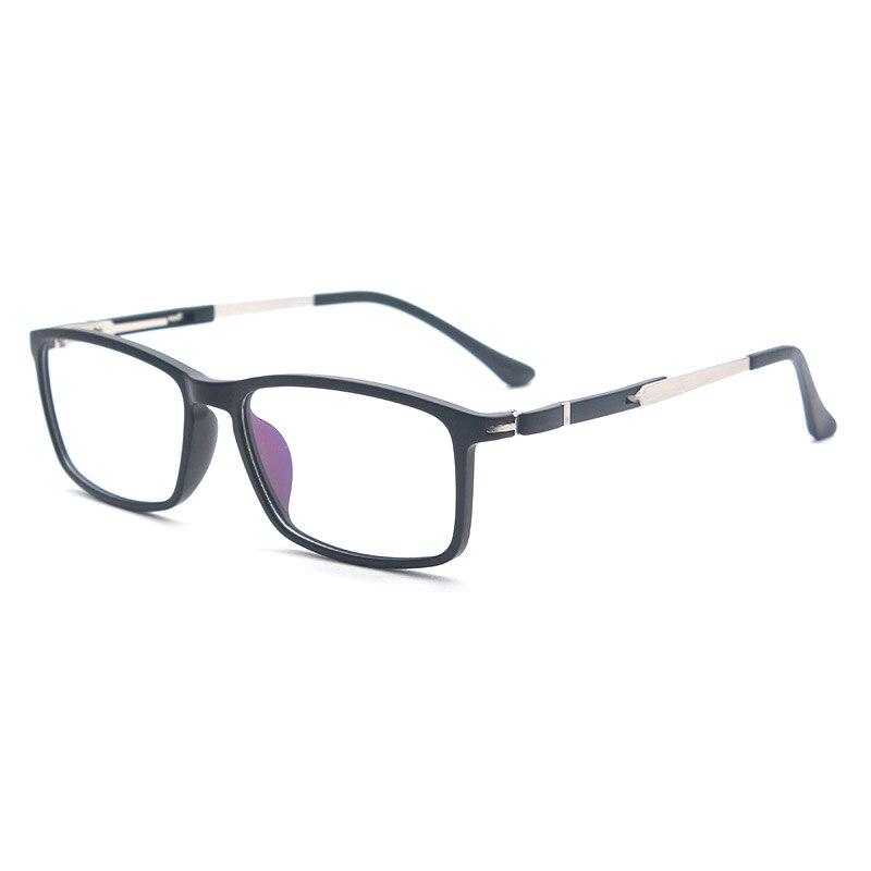 Reven Jate 98180 Acetate Full Rim Flexible High Quality Eyeglasses Frame For Men And Women Optical Eyewear Frame Spectacles
