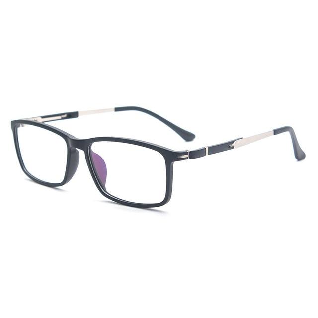Reven Jate lunettes en acétate 98180, monture de lunettes souple, haute qualité, monture monture de lunettes de vue pour hommes et femmes