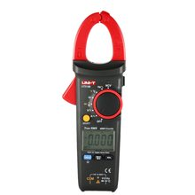 UT213B Handheld Digital Multimeter LCD Clamp Meter AC/DC UNI-T Voltage AC Current Resistance Capacitance Diode Continuity NCV