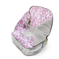 2 IN 1 Portable Baby Booster Seats Diaper Dag Baby Nappy Bag Backpack Travel High Chair