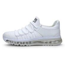 zapatillas para hombres de malla transpirable springblade zapatillas de trekking deportivo al aire libre pista de jogging zapatos más GRANDE tamaño 48