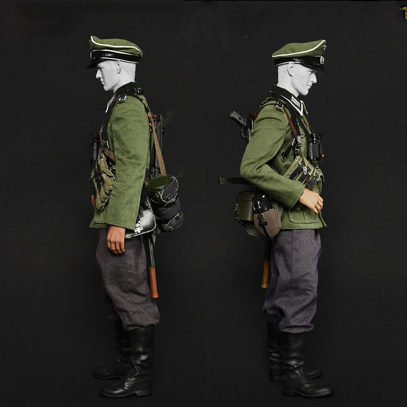 German Soldiers 1/6 Military Model Toy Soldier Clothes Suit