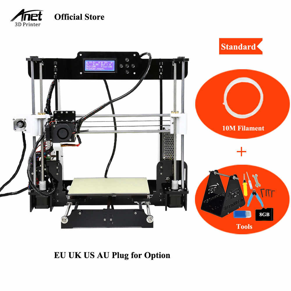 Detail Feedback Questions about Anet A8 A6 Normal Auto Level