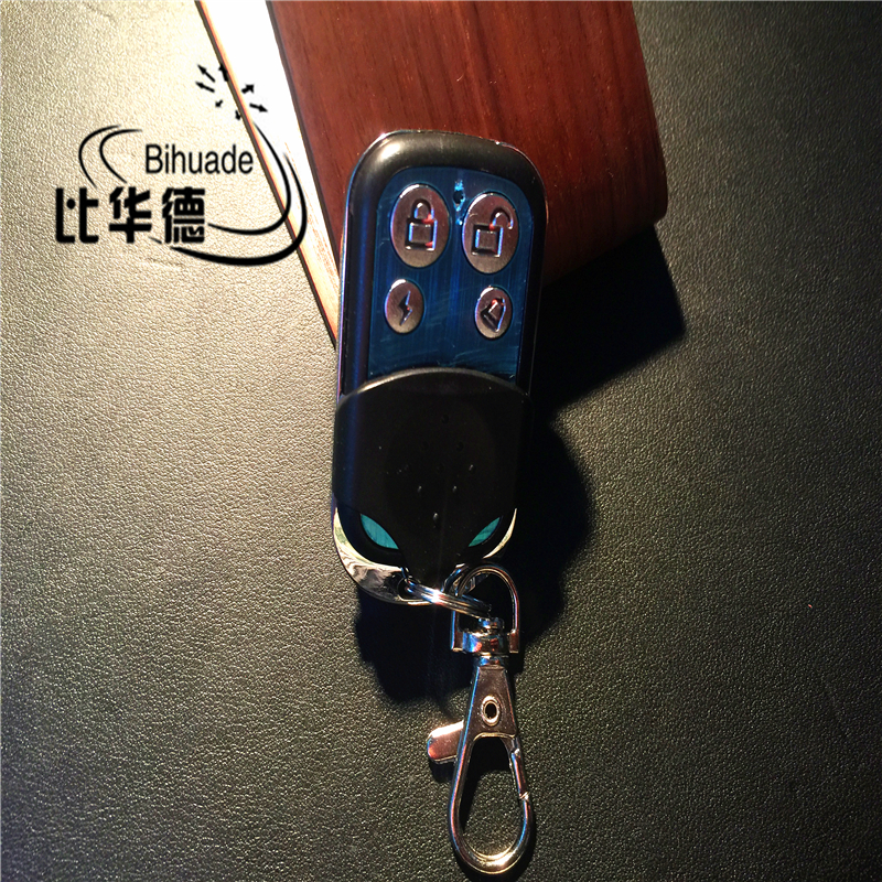 JUNESUN 315MHz 2 Channel Remote Control Copy Cloning Duplicator Key Wireless RF Transmitter Electric Garage Door Controller