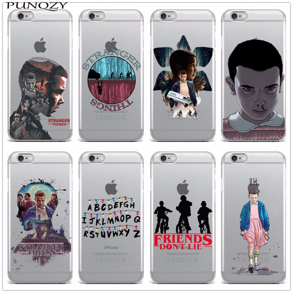 A Stranger Things Christmas.Us 1 04 30 Off Stranger Things Christmas Lights Case For Iphone 6 6s Plus 5 5s Se 7 7 Plus 8 8plus X Soft Silicone Phone Cover In Fitted Cases From