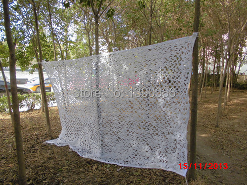 3x4m Military White camouflage net Hunting Camping Camo neting ...