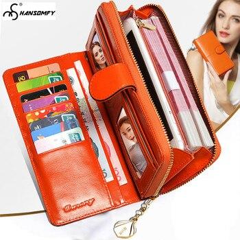 Women's Card Holder Large Wallet