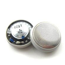 15.4mm unité de haut parleur double unité hifi bobine mobile Tri band égalisation 2 pièces environ 24ohms