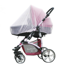 Outdoor Baby Stroller Mosquito Net Pushchair Mosquito Insect Net Mesh Buggy Cover Baby Trolley Accessories Hot Baby Safety цена в Москве и Питере