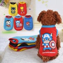 Superhero Themed Dog Sweaters