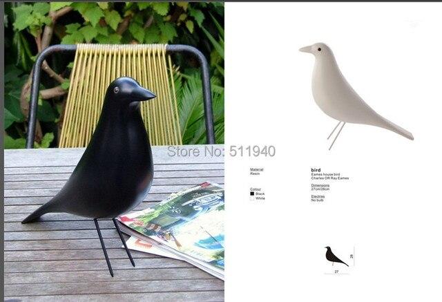 1 piece replica resin decorative bird charles eames house bird on ...