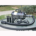220V A Great Power Low Noise Dog Hair dryer LT-1090 Pet Dryer Heating temperature 30 -70  (degrees Celsius)  30m/s-50m/s