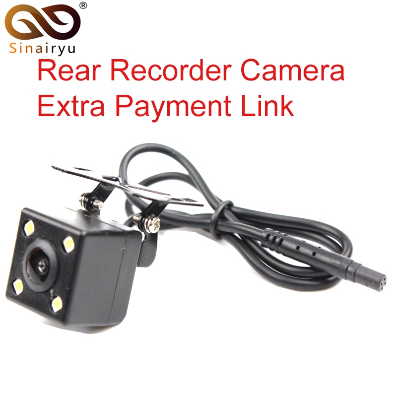 Extra Payment Link for Rear Recorder Camera of Wifi DVR, NOT Single ...