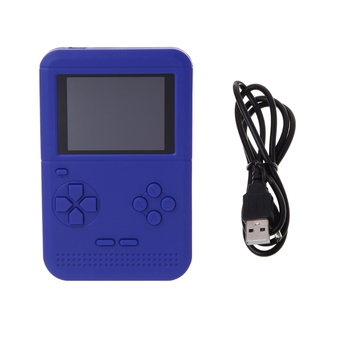 Crust Pro High Quality 2.6 LCD Screen Handheld Game Player Built-In 300 Classic Video Game Console (Not included Battery)-Y1QA