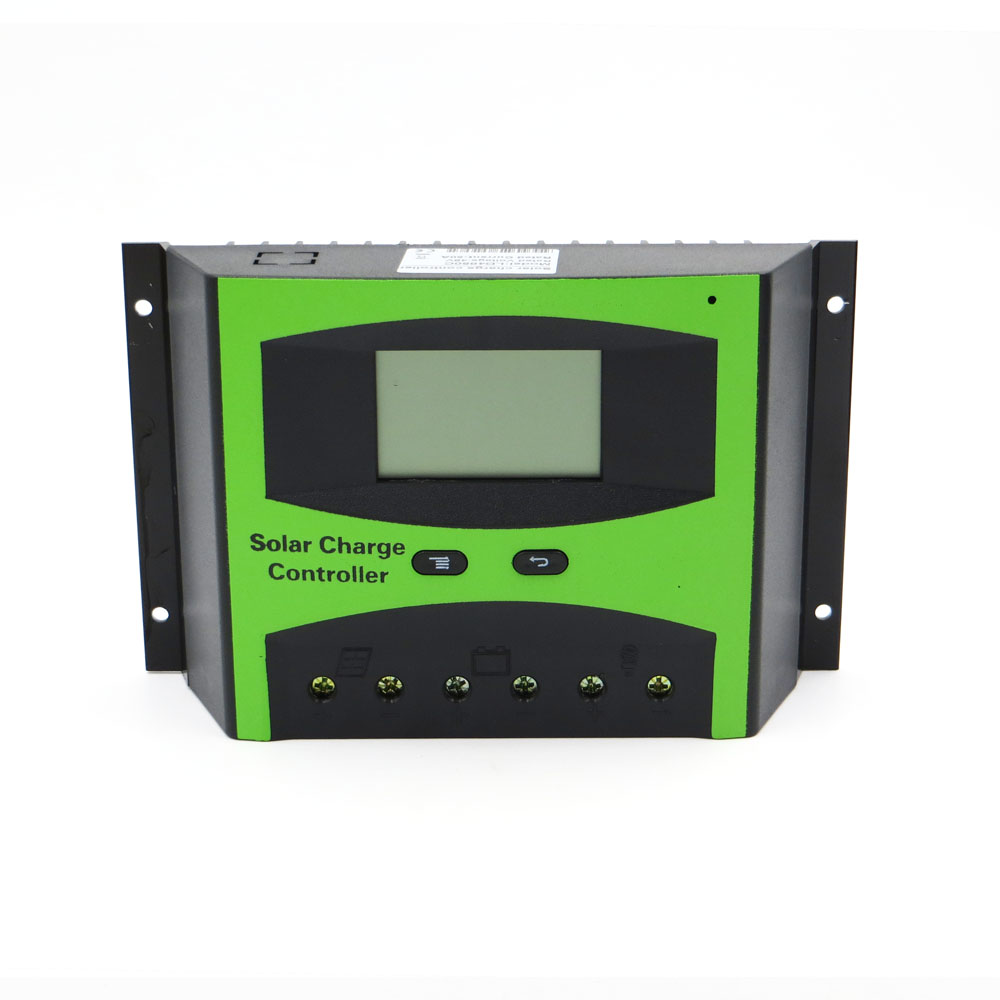 50A 60A 48 V LD4850C LD4860C PWM panneau de cellules solaires régulateur de Charge de batterie régulateurs LCD affichage
