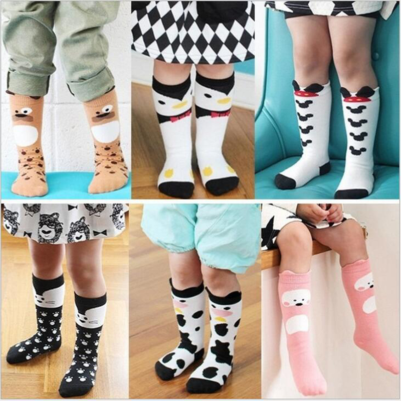 ⑥Toddler knee high socks for newborns newborns Baby Boys