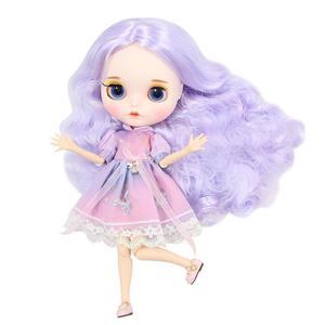Image 2 - ICY Factory Muñeca Blyth de cuerpo articulado para niñas, juguete BJD de 30cm, 1/6, regalo para niñas, oferta especial