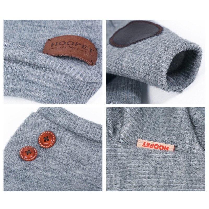 Pet Dog Sweatshirts Hoodies Autumn/Winter Clothes Puppy Cat Jacket Clothing Sweater Coat Hoodies