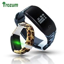TROZUM Смарт Браслет H5 Браслет Спортивные Группы для Плавание Часы OLED Bluetooth 4.0 с Сна Tracker Здоровье Tracker IP67