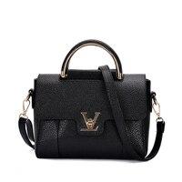 Hot flap v women s luxury leather black clutch bag ladies handbags brand women messenger bags.jpg 200x200