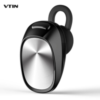 VTIN Wireless Invisible Bluetooth 4 0 Mini Earphone Earbud Headset Headphone With Hands Free Calling For