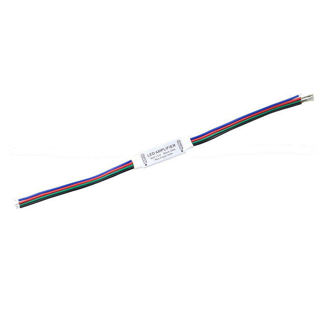 12v led strip light amplifier rgb dc12 24v input 6a current apply 12v led strip light amplifier rgb dc12 24v input 6a current apply for 35285050 smd aloadofball Choice Image