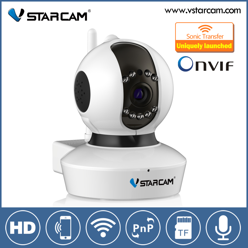 VStarcam IP Camera wi-fi 720P HD Baby Monitor Network CCTV Security Network Wireless Camera C7823WIP