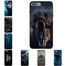 Jurassic World For Galaxy A3 A5 A6 A6s A7 A8 A9 J1 Mini J2 J5 J6+ J7 Core Star Duo Max 2017 2018 Soft TPU Phone Cases Covers(China)